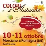Colori d' Autunno a Morciano di Romagna
