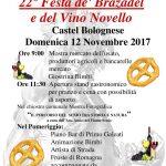 Festa de brazadell dla cros a Castelbolognese