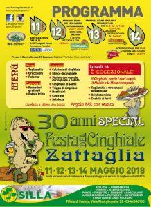 Festa del cinghiale a Zattaglia