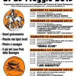 Festa della pentecoste Castelbolognese