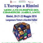 Mostra mercato Europeo a Rimini