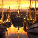 Presepe della marineria a Cesenatico