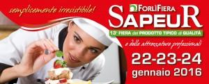 Sapeur a Forlì 2016