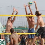 bellaria kiklos sand volley