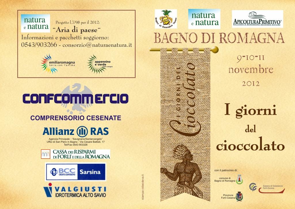 Festa cioccolato bagno di romagna 2012 - Capodanno bagno di romagna ...
