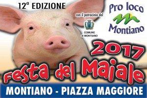 Festa del maiale Montiano