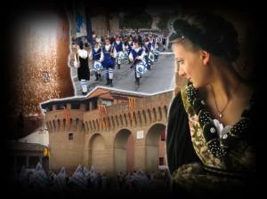 festa rinascimentale forlimpopoli 2014