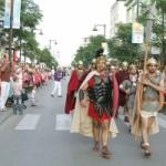 festa romana gatteo mare 2014