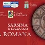 festa romana sarsina 2013