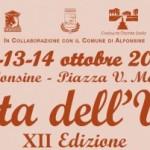 festa uva alfonsine 2012