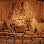 rimini presepe sabbia 2013