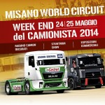 week end camionista misano 2014